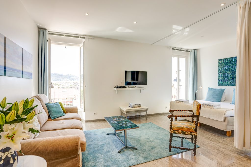 Luxury apartment in Cannes